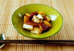 秋の食材を使ったレシピ